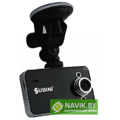 Автомобильный видеорегистратор Subini K6000L