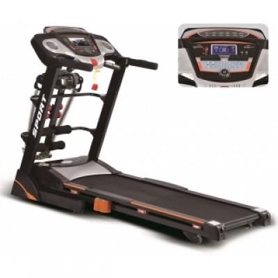 Беговая электрическая дорожка Atlas Sport 68 с массажером 19 км / ч, 140kg