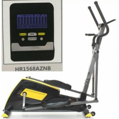 Эллиптический электрический тренажер Atlas Sport FUSION Programmable (шаг 40 cм, маховик 12 кг)
