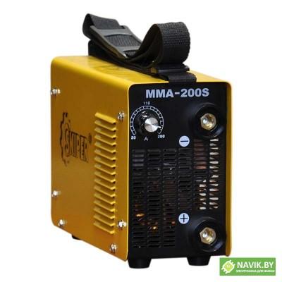 Сварочный аппарат инверторный Skiper MMA 200S