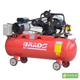 Воздушный компрессор Brado IBL3100A 220v/100L