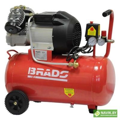Воздушный компрессор Brado IBL50V 2,2 кВт/220В 50 л