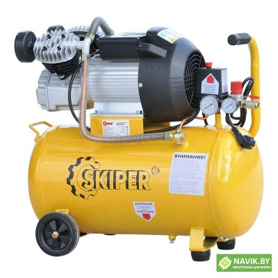 Воздушный компрессор Skiper IBL50V